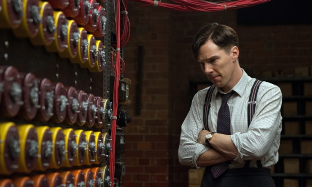 BENEDICT CUMBERBATCH Character(s): Alan Turing Film 'THE IMITATION GAME' (2014) Directed By MORTEN TYLDUM 29 August 2014 SAM46084 Allstar Collection/BLACK BEAR PICTURES **WARNING** This Photograph is for editorial use only and is the copyright of BLACK BEAR PICTURES  and/or the Photographer assigned by the Film or Production Company & can only be reproduced by publications in conjunction with the promotion of the above Film. A Mandatory Credit To BLACK BEAR PICTURES is required. The Photographer should also be credited when known. No commercial use can be granted without written authority from the Film Company. 1111z@yx