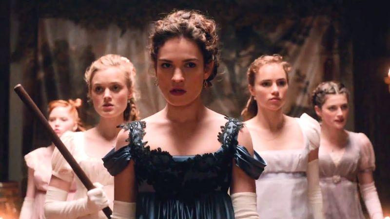 Le sorelle Bennet sono pronte all'azione