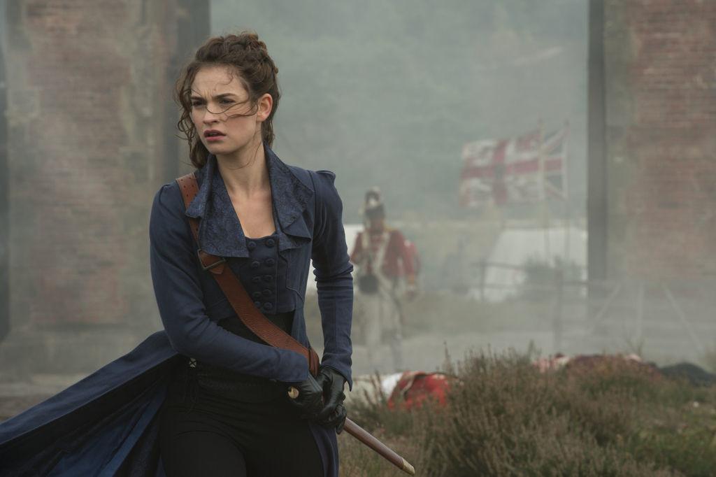 Lily James è Elizabeth Bennet