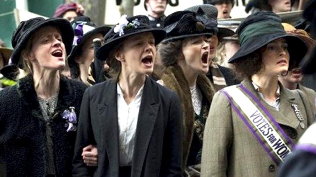 Suffragette all'azione