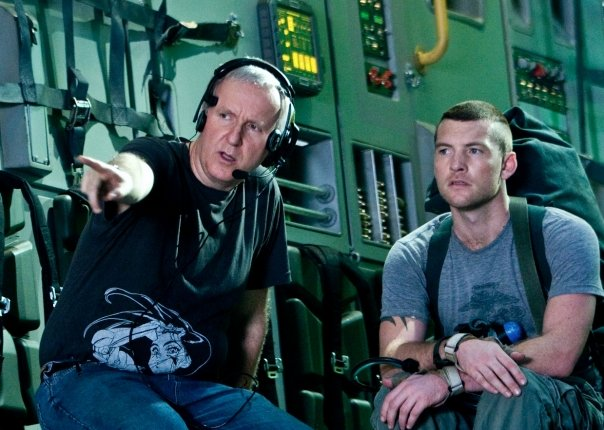 James Cameron set Avatar