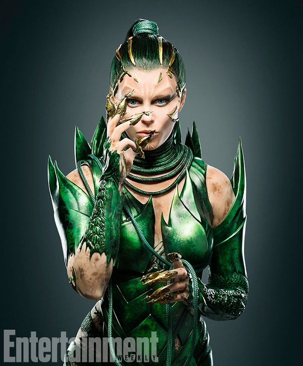 Power Rangers elizabeth-banks