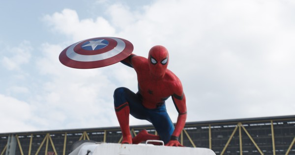 Spider-Man foto C.A. Civil War