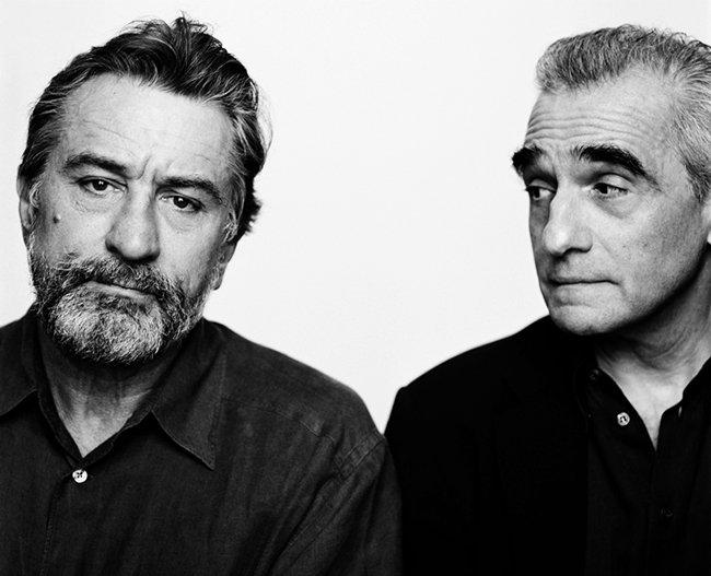 De Niro e Scorzese