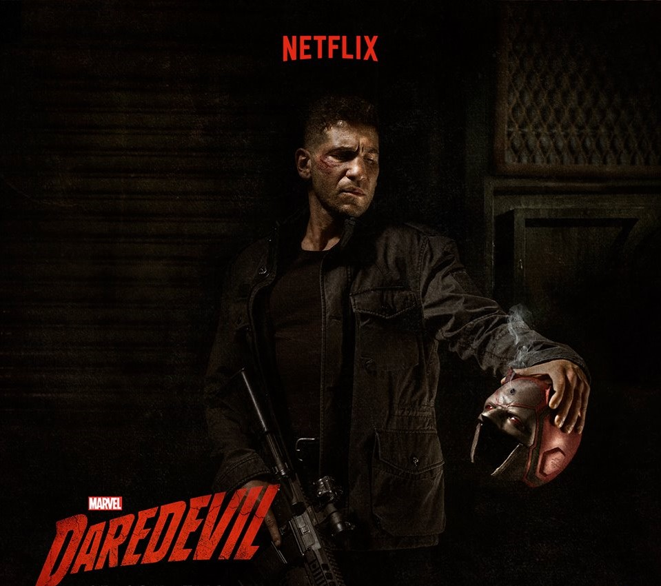 Frank Castle Daredevil