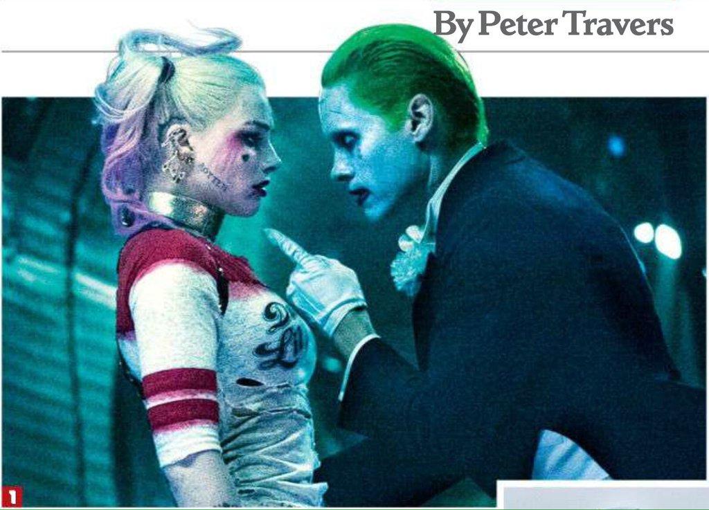 Joker e Harley Quinn, Suicide Squad movie