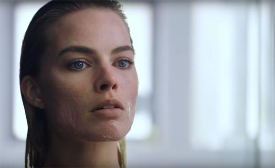 Margot Robbie foto video per vogue