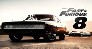 Poster Fast an Furious 8