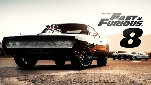 Poster Fast an Furious 8