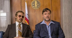 The Nice Guys film con Russel Crowe e Ryan Gosling