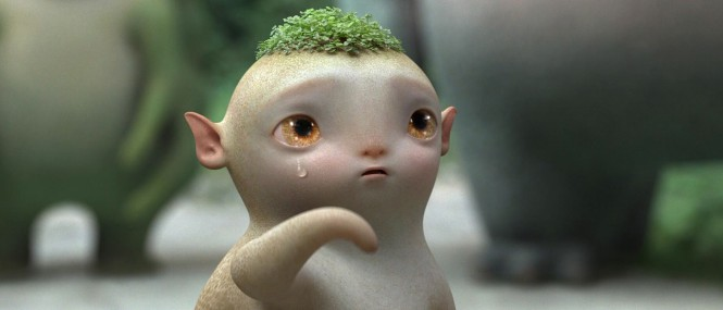 Il protagonista Wuba