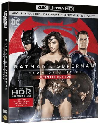 Batman v Superman Home Video