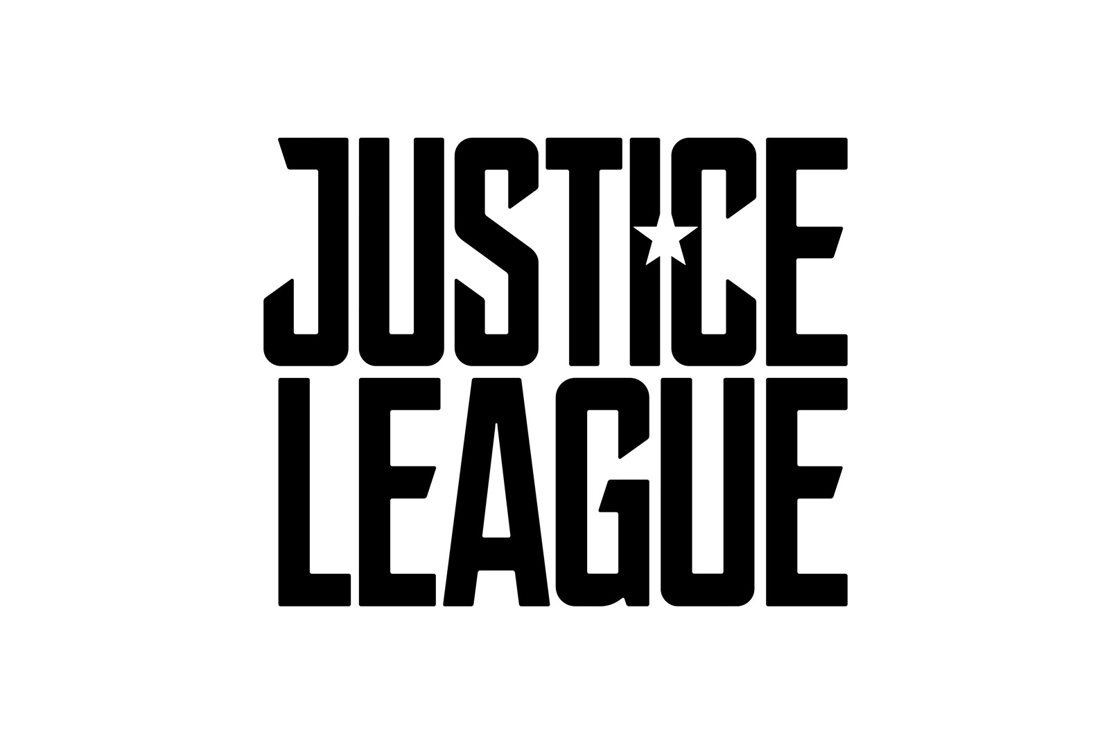Justice League logo