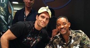 Henry Cavill e Will Smith