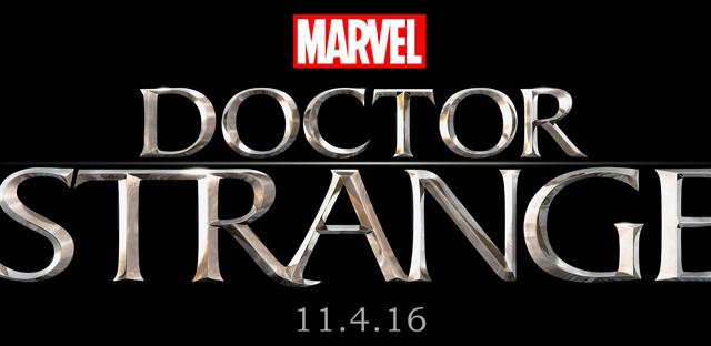 Logo Doctor Strange