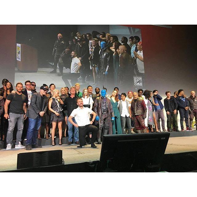 Marvel Comic-Con 2016
