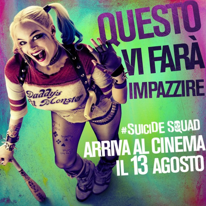 Suicide Squad IT