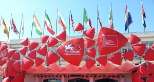 Red carpet Venezia 73