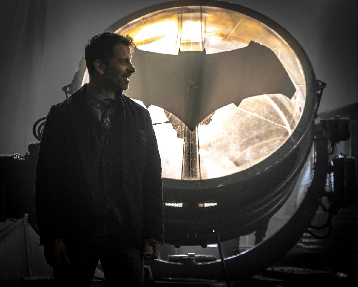 Zack Snyder Batman Day