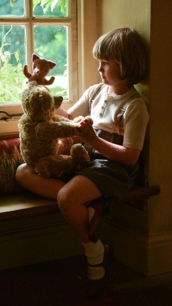 biopic Winnie the Pooh