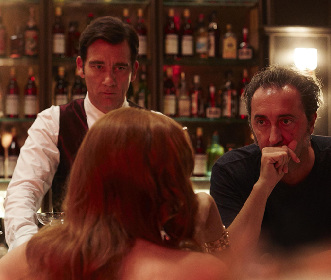Killer in Red Paolo Sorrentino