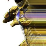 power rangers-giallo