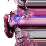 power rangers-rosa