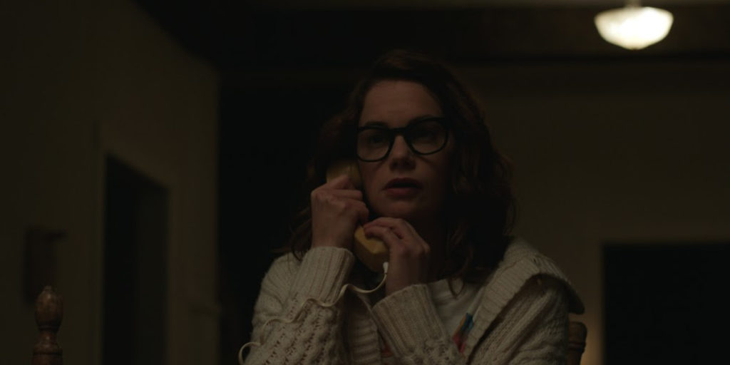 Ruth Wilson è Lily