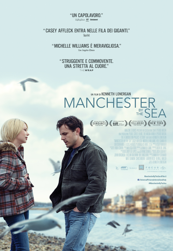 locandina manchester by the sea