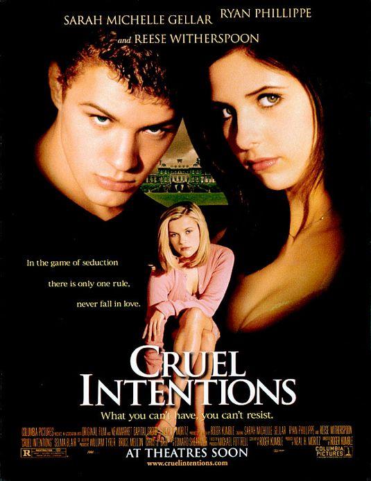cruel intentions prima regola non innamorarsi