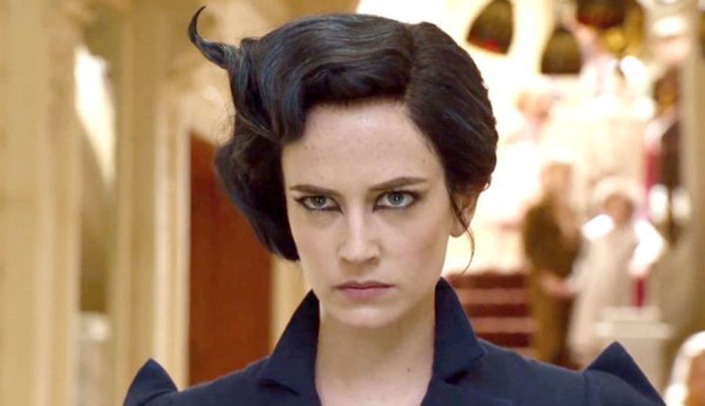 Eva Green è Miss Peregrine