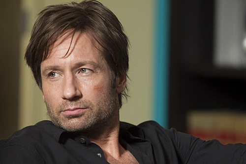 David Duchovny as Hank in Californication (Season 4, Episode 1) - Photo: Jordin Althaus/Showtime - Photo ID: californication_401_0843