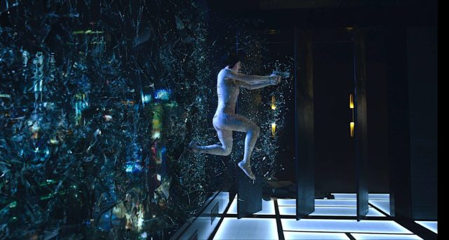 Ghost In The Shell movie