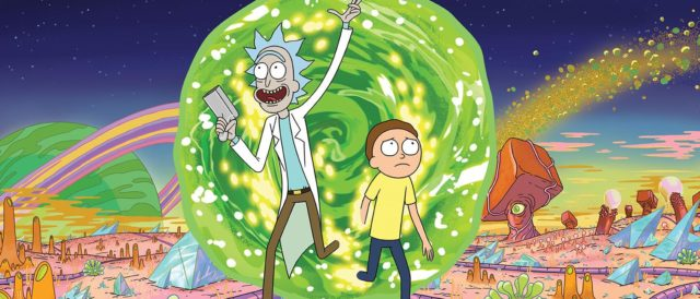 Rick morty 3