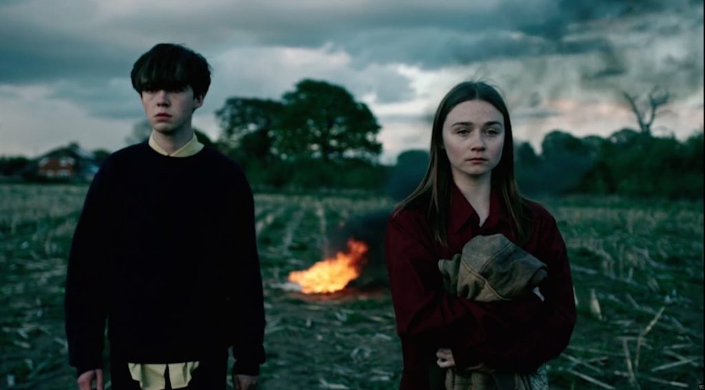 ''the end of the f***ing world
