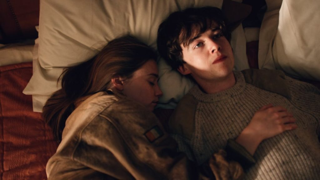 ''The end of the f***ing world''