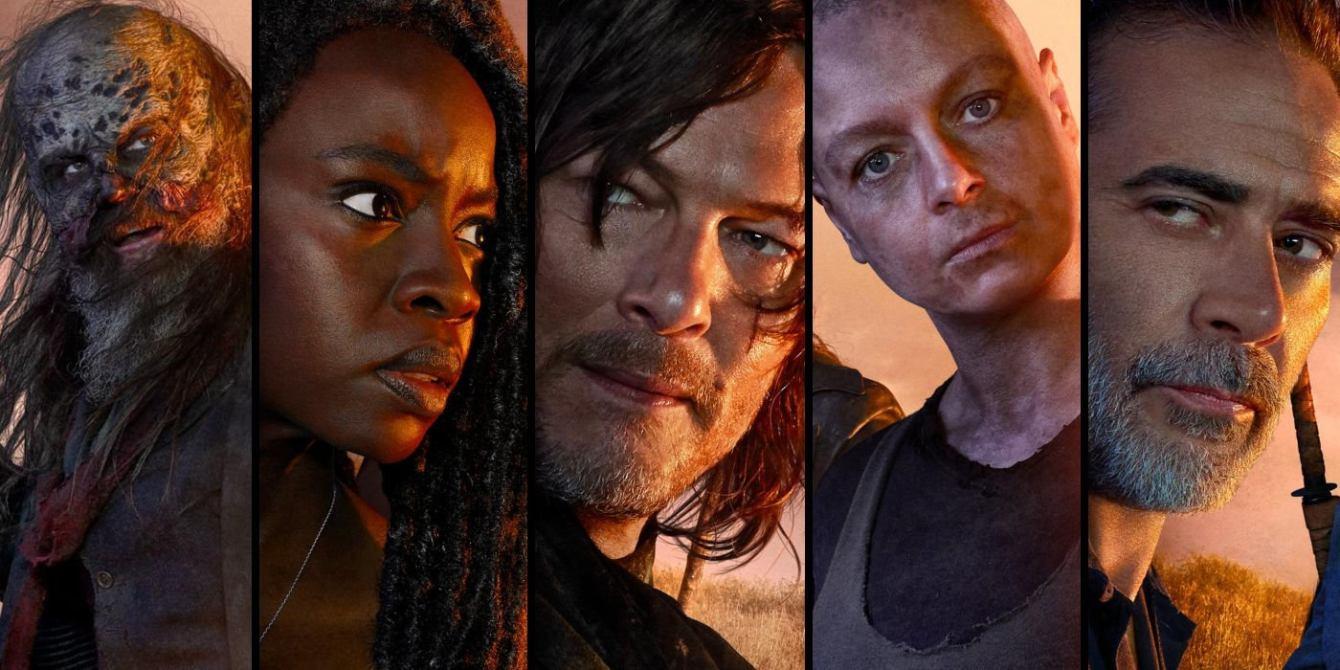 The Walking Dead Termine